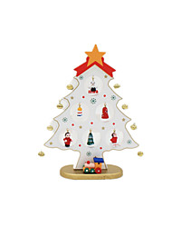 Note - Color White Style Trumpet Christmas Tree Decoration