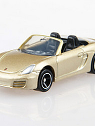 Vehicle Novelty Toy Car Novelty Gold Metal