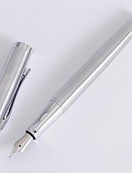 Caneta Caneta Canetas Caneta,Metal Barril Preto cores de tinta For material escolar Material de escritório Pack of