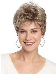 Wave Elegant Full Capless Wig Heat Resistant Top Quality Cheap
