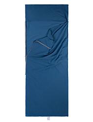 Schlafsack Rechteckiger Schlafsack Einzelbett(150 x 200 cm) -15-5 Baumwolle 400g 210X75 Wandern Camping Reisen Jagd Draußen