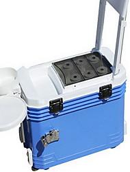 Angelkoffer Angelkasten Wasserdicht 1 Schale 48*28*35 Kunststoff