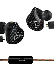 KZ  ZST-TT In Ear Earphone Stereo Running Sport Earphone Noise Cancelling HIFI Monito Earphone with MIC
