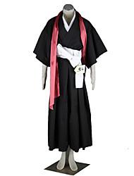 Inspiriert von Dead Cosplay Anime Cosplay Kostüme Cosplay Kostüme einfarbig Kimono Jacke / Hosen / Schal / Halsketten / Gürtel / Schleife