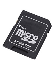 TF MicroSD to SD Memory Card Reader Adapter