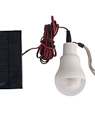 Lâmpada solar portátil alimentado levou luz lâmpada de energia solar levou a iluminação do painel solar campo de noite viagens