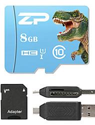 ZP 8GB MicroSD Classe 10 80 Other Multipli in un lettore di schede lettore di schede micro SD lettore di schede SD ZP-1 USB 2.0
