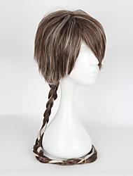 Cosplay Wigs Cosplay Cosplay Brown Long Anime Cosplay Wigs 95cm CM Heat Resistant Fiber Female