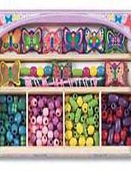 Soulage le Stress / Jouet Educatif Loisirs Jouets Nouveautés Circulaire / Carré / Sphère Bois Arc-en-ciel Pour Garçons / Pour Filles