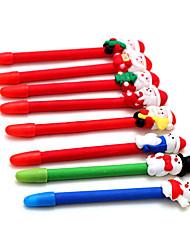 Weihnachts Geschenke Weihnachts Party Artikel Urlaubszubehör 5Pcs Weihnachten Plastik Regenbogen