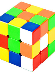 Toys Smooth Speed Cube 3*3*3 Novelty Stress Relievers / Magic Cube Rainbow ABS