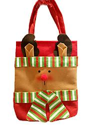 Décorations de Noël Articles pour Célébrer Noël Sacs à cadeau 3 Noël