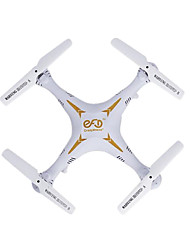 Crazydrone C1 4-axle 2.4G 2MP Dual Camera US Plug Quadcopter White FPV