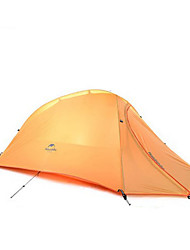 NatureHike® 1 person Tent Double One Room Camping Tent >3000mmMoistureproof/Moisture Permeability Breathability Rain-Proof