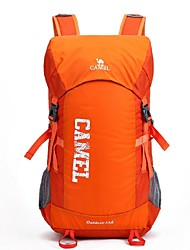 CAMEL 35L Traveling Mountaineering Hiking&Camping Backpack Color Black/Orange