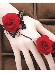 Jóias Acessórios Lolita Gótica Doce Lolita Clássica e Tradicional Punk Wa Marinheira Bracelete/Pulseira Brinco LolitaInspiração Vintage
