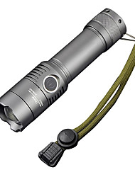 SupFire LED Flashlights/Torch  Lithium Battery Compact Size Easy CarryingCamping/Hiking/Caving Everyday Use
