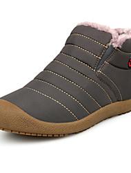 Zapatillas de deporte Botas de nieve Zapatos de Montañismo HombresA prueba de resbalones Anti-Shake Amortización Ventilación Impacto