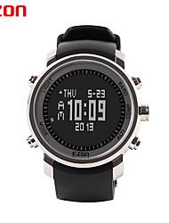 Ezon h506b01 profissão ao ar livre esportes de escalada digitais multifuncionais relógios com termômetro compasso altitude