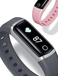 sentido vida relógio inteligente ziva resistente à água / longa espera / calorias queimadas / pedômetros / esportes / wearable / sleep