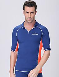 Women's Men's 1mm Dive Skins Waterproof Breathable Thermal / Warm Quick Dry Ultraviolet Resistant Wearable Comfortable SunscreenElastane