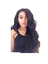 Lace Front Wig Picture Wavy Style Brazilian Virgin Human Hair For African American Women