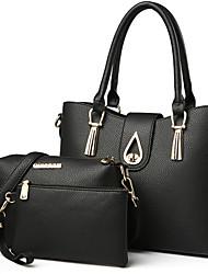 Damen PU Alltag Im Freien Büro & Karriere Bag Sets
