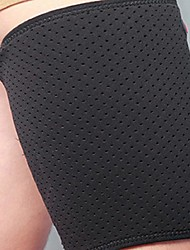 Unisex Thigh Brace / Leg Brace Adjustable Breathable Easy dressing Compression Stretchy Protective ProfessionalLeisure Sports Badminton