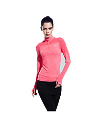 Yokaland®®Yoga Tops Breathable Quick Dry Protective Reduces Chafing Sweat-wicking Comfortable Stretchy Sports WearYoga Pilates