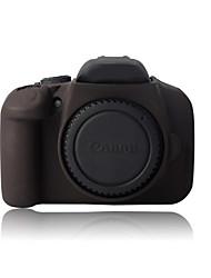 dengpin мягкого силикона брони кожа резиновая камера сумка крышка чехол для Canon EOS 700D EOS Kiss x7i x7 (ассорти цветов)