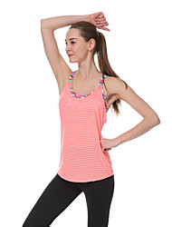 Yokaland Yoga Soutien-Gorges de Sport Séchage rapide Respirable Diminue Irritation Anti-transpiration Confortable Protectif Extensible