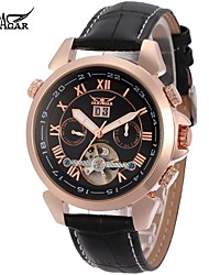 Hot Sale JARGAR Luxury Tourbillon Watch Casual Mechanical Wristwatch Relogio Masculino Multifunction