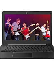 THTF laptop s10 ram 14 polegadas Intel Celeron Quad Core 4GB 500GB de disco rígido Windows 10 Intel HD