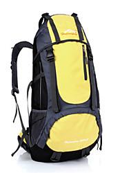 55 L sac à dos Sac à Dos de Randonnée Camping & Randonnée Escalade Sport de détente Chasse Voyage Cyclisme/Vélo EcoleExtérieur