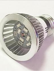 5W Lampes Horticoles LED 10 SMD 5730 165-190 lm Rouge Bleu AC 85-265 V 1 pièce