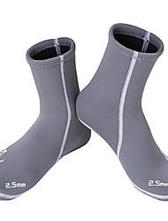 Wassersport Schuhe Erwachsener Tauchen und Schnorcheln Schwimmen Schwarz Caucho-Dive&Sail
