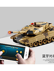 Tank X500 RC Car Yellow Camouflage Ready-To-Go Tank USB Cable