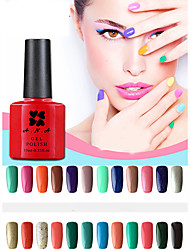 1 pcs ana 192 couleurs nail art gelpolish gel des ongles soak off uv 10ml polish 97-100