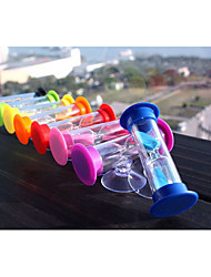 Hourglasses Toys Red Green Blue Pink Yellow Purple Orange