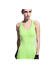 Yokaland Women's Workout Tank Sleeveless Quick Dry Breathable Reduces Chafing Sweat-wicking Comfortable Protective Top for Yoga Pilates