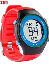 relojes de manera resistente al agua EZON 3atm l008b11 reloj del ocio deportes al aire libre ultrafino