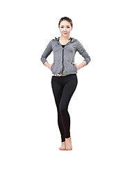 Running Women's Breathable Quick Dry High Breathability (>15,001g) Lightweight Materials PolyesterYoga Exercise & Fitness Leisure Sports