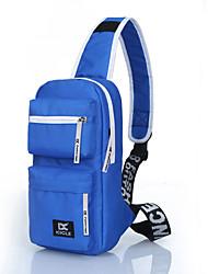 Bolsa de Ombro Bolsa Transversal para Acampar e Caminhar Viajar Ciclismo Corrida Cooper Bolsas para EsporteÁ Prova-de-Água Á