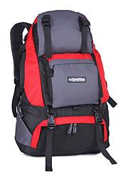 45 L sac à dos Chasse Escalade Sport de détente Cyclisme/Vélo Camping & Randonnée Voyage EcoleEtanche Zip étanche Respirable Résistant à