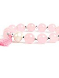 Femme Bracelets de rive Perlé Perle Bijoux Pour Décontracté 1pc
