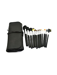 Professional Makeup Brush Sets Makeup Brush Colour Makeup Tools 15 Animal Wool Wool A Full Set Of Tools