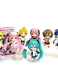 Vocaloid Hatsune Miku PVC 9.5 Figures Animé Action Jouets modèle Jouets DIY