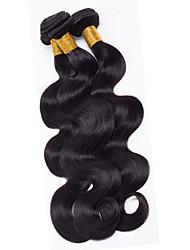 Vinsteen Malaysian Brazilian Peruvian Unprocessed Body Wave 3Pcs Human Hair Weaves Dyeable Great Quality Hair Weave Bundles Virgin Hair