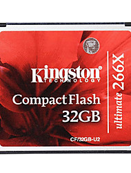 Kingston 32Go Compact Flash  carte CF carte mémoire Ultimate 266x