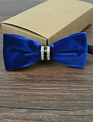 The high-grade cashmere fashion bow tie